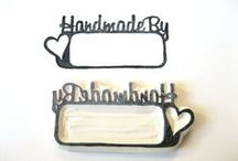 Hand-Carved & Rubber Stamps / by Tracy (Tandy) Anderson