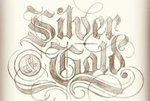 Lettering & Typography / by Tracy (Tandy) Anderson