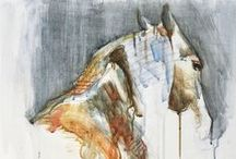 Horses / by Tracy (Tandy) Anderson