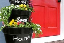 Home Sweet Home / by Pam Woodward-Laity