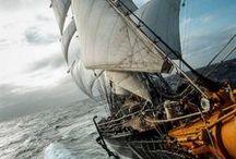 Ships & boats / by Carole Ccfb