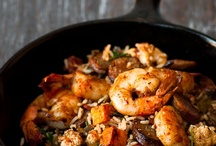 Southern,Creole,Cajun & Tex Mex foods / a huge variety of all different recipes from all regions of the south.  / by Angie Spada