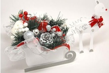 Christmas/Winter Ideas / This is a collection of projects you can create and give during the blistery cold winter, to warm someone's heart, and for the Christmas season! / by My Time Made Easy, LLC