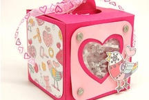 Valentine/Love / Valentines Day ideas and gifts/projects that express love! Be it from items with hearts, to sweet treats and sentiments of love. / by My Time Made Easy, LLC