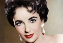 """Bessie Mae"" / Montgomery Clift's early nickname for the actress was ""Bessie Mae.""  / by O cozinheiro"