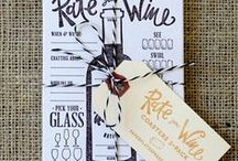 Wine Party Accessories / by VinePair