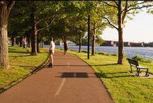 Boston Parks / by Ames Boston Hotel