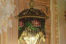 lamps & shades / by Liz Bratun