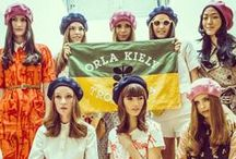 Orla Kiely / In preparation for our new autumn '14 Orla Kiely collection, we take a look back at our summer range, and the inspiration behind the collection / by Clarks UK