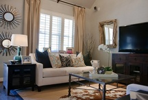 Living Room / by Candy Reta