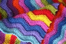 Knitting and Crochet / by Kathryn Timms