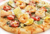 Pizza / by Eliza Hodgdon