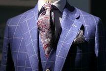 Haberdash / mens_fashion / by Talinnian Byrd