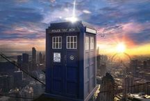 Doctor Who-For all the Who s down in Doctor Whoville / by Linda Smith Moreno
