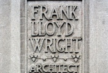 FRANK LLOYD WRIGHT- ARCHITECTURE & INFLUENCES / Frank Lloyd Wright's work is beautiful. / by Debbie Huggins