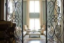 Doors / by Ginger Aldrich, ASID