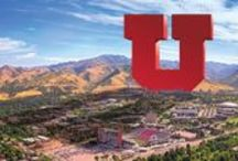 UofU Happenings- #GoUtes / Events taking place at the University of Utah. #GoUtes / by UofUCounseling