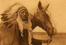 Native American stuff / by Katrina