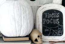 CELEBRATE: Halloween / by Kimberly | A Night Owl Blog