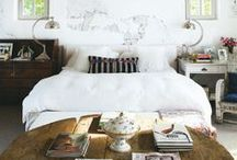 HOME: Bedrooms / by Kimberly | A Night Owl Blog