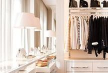 HOME: Closet / by Kimberly | A Night Owl Blog
