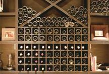 + Piwnica na wino   wine cellar + / by Madzia