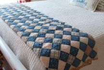 Crazy for old quilts / by MarC