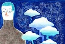 illustration / by Hui Yuan Chang