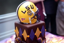 LSU / by Cupcake Queen