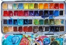 Color Inspiration / by Megan Hawley