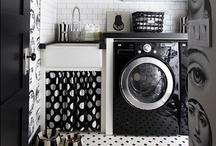 Laundry room brainstorming / by Megan Hawley