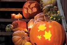 Autumn & Thanksgiving / DIY Crafty Ideas, Decorating Ideas & Recipes  / by ༺♥༻ Diane ༺♥༻