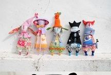 Make: Dolls With Personality! / by Muse of The Morning
