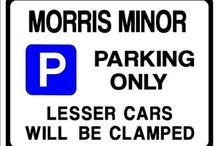 Minor detail / Morris Minor Traveller cars / by DriveSmith Driver Training & Development
