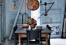 La Casa. / A place to call home. Warm, cozy, and with lots of company / by Bee Hanan