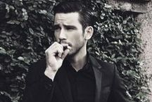 Men's Fashion and Hairstyles / My Favorite Style of Clothes, Shoes and Watches as well as Hairstyles / by Patrick Primacio