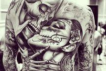 Tattoos / Cool and Amazing Tattoos / by Patrick Primacio