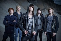 Blessthefall / Blessthefall is a Post-hardcore Band from Phoenix, Arizona. They're An Amazing Band and Great Live. They Have Awesome Music and They're My #1 Favorite Band. / by Patrick Primacio