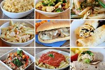 a Bunch+ recipes / multiple recipes + ideas + meals + / by m herron