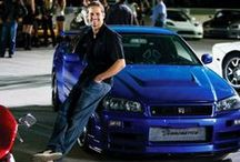 Paul Walker / He's the most humble and genuine actor who doesn't let fame go to his head, which I respect. He's my favorite actor and if it weren't for him driving the Nissan Skyline GT-R R34, I wouldn't be a fan of The Fast and the Furious series. I was devastated when he past away, but I know he will be missed and The Fast and the Furious will never be the same without him / by Patrick Primacio