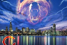 Chicago Bears / The best football team in the league!!! / by Kim Tolly