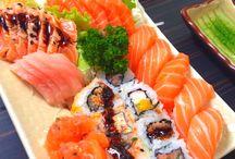 Japanese Foods / by Lisa Felisia