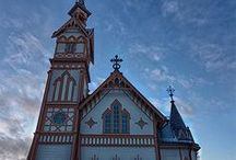 Family churches / by Marja o.s. Antikainen