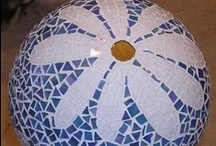 Mosaic And Design / Mosaic Design ideas and decoration ideas / by King of Decoration