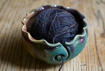 Yarns & Textiles / ☽ Delights / by Thayer Berlyn