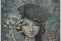 Audrey Kawasaki / by Leone