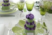 Tablescapes / by Eleanor S