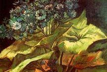 Art- Van Gogh, Vincent Post Impressionism / by Joanna Lazuchiewicz