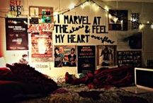 Bedroom inspriration / by Faith Reeves