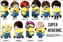 Super Junior! <3 / Welcome to my SuJu happy place. These boys mean so much to me, they always brighten my day <3. SUPER JUNIOR FIGHTING! / by Simone Reis